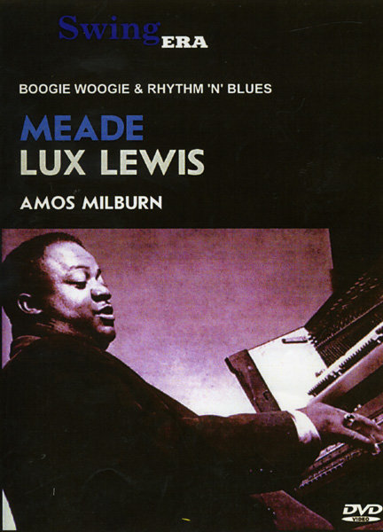 Swing Era - Boogie woogie & Rhythm 'N' Blues  на DVD