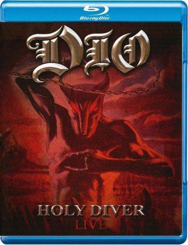 Dio Holy Diver Live (Blu-ray)* на Blu-ray