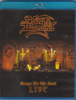 King Diamond Songs for the Dead Live (Blu-ray 50GB)*