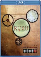 Rush Time Machine Live In Cleveland (Blu-ray)*