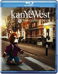 Kanye West Late Orchestration (Live At Abbey Road) (Blu-ray)* на Blu-ray