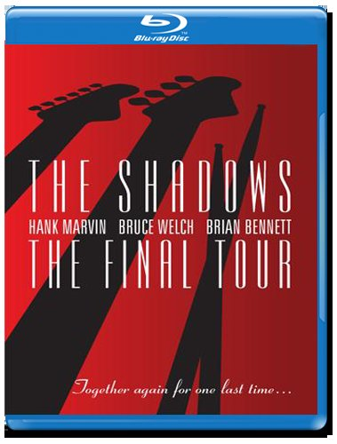 The Shadows The final tour (Blu-ray)*