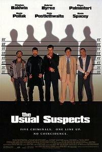 Подозрительные лица (Обычные подозреваемые) на DVD