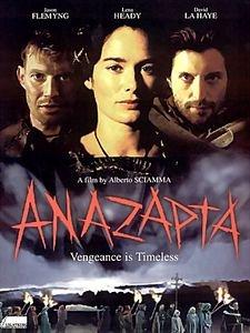 Аназапта на DVD