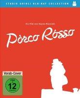Порко Россо (Blu-ray)