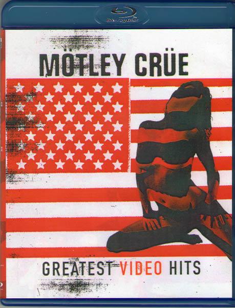 Motley Crue Greatest Video Hits (Blu-ray) на Blu-ray