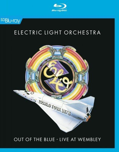 Electric Light Orchestra Out of the Blue Tour Live at Wembley (Blu-ray)*