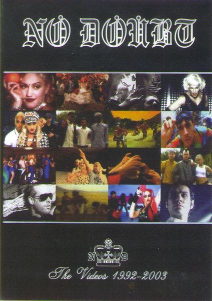 No Doubt The Singles 1992-2003 на DVD
