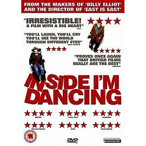 Внутри я танцую на DVD