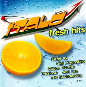 Italo fresh hits на DVD