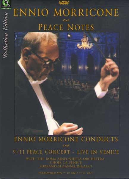 Ennio Morricone Peace Notes Live in Venice на DVD