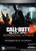 Call of Duty Black Ops II Apocalypse (DVD-BOX)