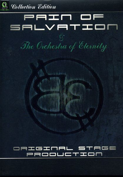 Pain Of Salvation & The Orchestra Of Eternity на DVD