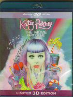 Katy Perry Part of Me 3D+2D (Blu-ray)