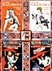 Агент Наджика: Красный файл (задания 1-6) \ Агент Наджика: Белый файл (задания 7-12) \\ Хелсинг: Немертвый (серии 1-6) \ Хелсинг: Адское пламя (серии  на DVD