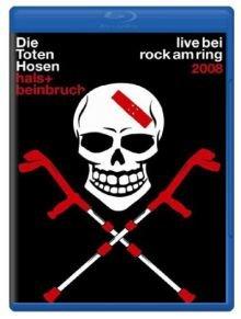 Die Toten Hosen Hals Beinbruch Live Bei Rock Am Ring (Blu-ray) на Blu-ray