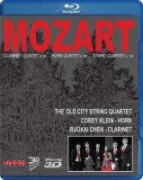 Mozart 3D+2D (Blu-ray)