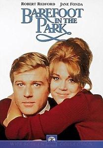 Босиком в парке на DVD
