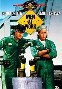 Мужчины за работой  на DVD