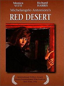 Красная пустыня  на DVD