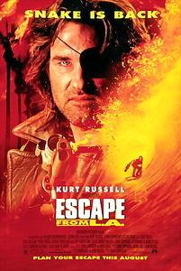Побег из Лос Анжелеса на DVD