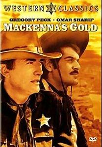 Золото Маккены на DVD