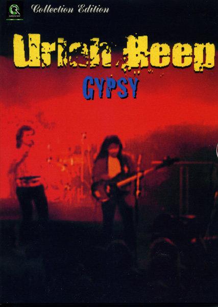 Uriah Heep: Gypsy на DVD