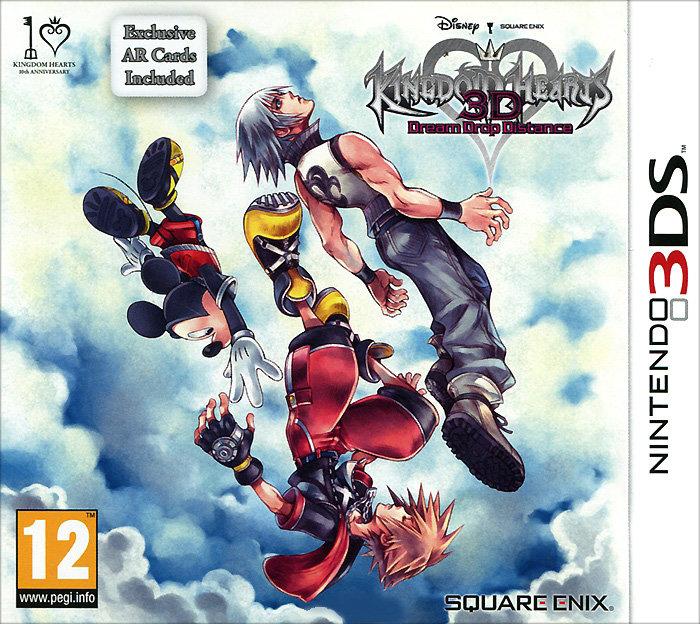 Kingdom Hearts Dream Drop Distance (3DS)