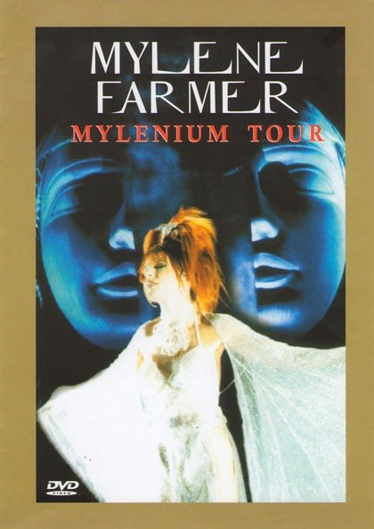 Mylene Farmer Mylenium Tour на DVD