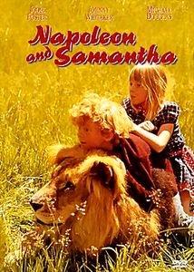Наполеон и Саманта   на DVD