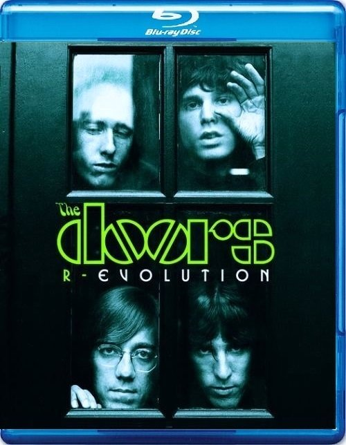 The Doors R Evolution (Blu-ray)* на Blu-ray