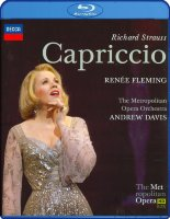 Richard Strauss Capriccio (Blu-ray)
