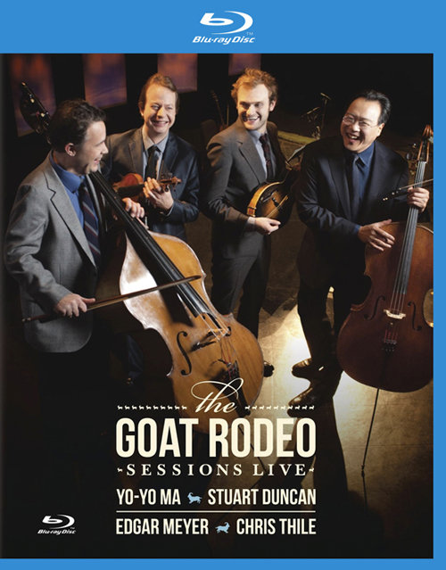The Goat Rodeo Sessions Live (Blu-ray)* на Blu-ray