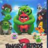Angry Birds 2 в кино (Злые птички2 в кино) (Blu-ray)