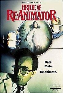Возвращение реаниматора на DVD