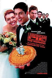 Американский пирог 3 Свадьба на DVD