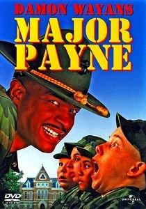 Майор Пэйн  на DVD