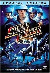 Звездный десант 1-2 части на DVD