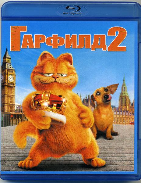 Гарфилд 2 История двух кошечек (Blu-ray)* на Blu-ray