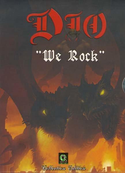 Dio We Rock на DVD