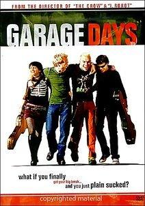 Гаражные дни на DVD