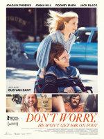 Не волнуйся он далеко не уйдет (Blu-ray)