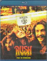 Rush За кулисами (Blu-ray)