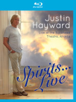 Justin Hayward Spirits Live Live at the Buckhead Theatre Atlanta (Blu-ray)