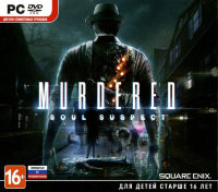 Murdered Soul Suspect (PC DVD)