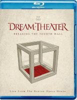 Dream Theater Breaking The Fourth Wall Live From The Boston Opera House (Blu-ray)*