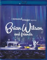 Brian Wilson and Friends A Soundstage Special Event (Blu-ray)*