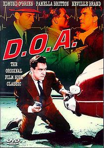 Мертв по прибытии на DVD