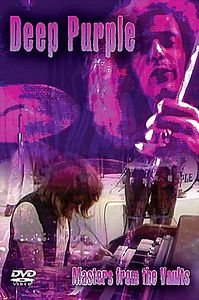 Deep Purple - Masters from the vaults на DVD