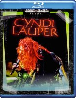 Cyndi Lauper Front and Center Presents (Blu-ray)